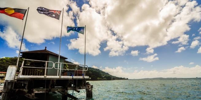 Thursday Island Harbour