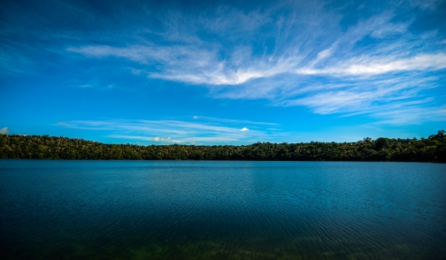 Lake Barrine. Photo by Veronica Lopez