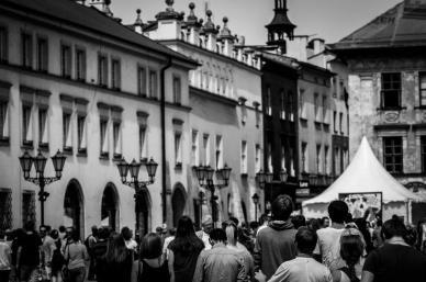 Youthful old Krakow